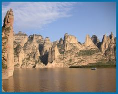Yellow River Attractions Longest Rivers In The World Pinterest - 7 longest rivers in the world