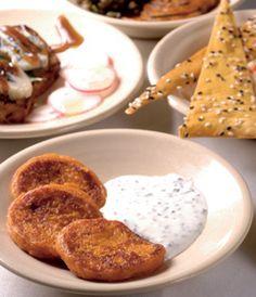 Gur - Orna and Ella's Mashed Sweet Potato Latkes (or Pancakes