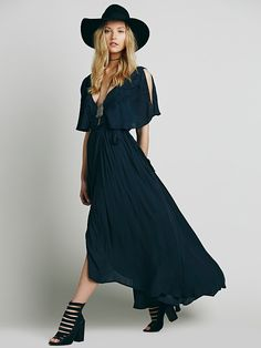 Free People Fiona's Maxi Dress at Free People Clothing Boutique