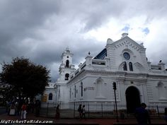 """Ecuador's best kept secret - http://mytickettoridetoday.blogspot.com/2016/05/ecuadors-best-kept-secret.html - Before we attack  our""""to-do"""" lists, we decide to walk around Cuenca's beautiful old  center and relax a little. The colonial buildings are colorful, the many  parks are bursting with life and it feels like a city where we could  spend many days. We get a message from another one of Diego's friends,  Alberto and Andreas: they would like to"""
