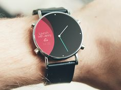 Android Wear - Reminders concept  Please press