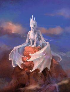 Et le Dragon se dresse, fier, veillant sur le monde