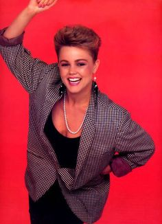 """fuckyeahh1980s: """" Belinda Carlisle of The Go Go's - 1984 Belinda Jo Carlisle (born August 17, 1958) is an American singer who gained worldwide fame as the lead vocalist of the Go-Go's, considered to be the most successful all-female band of all time..."""