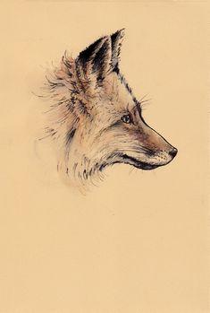 Fox by PandoraAndriano.deviantart.com on @deviantART
