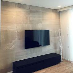Living Room Tv Cabinet Designs, Kitchen Room Design, Home Room Design, House Design, Feature Wall Living Room, Ikea Living Room, Living Rooms, Room Interior, Interior Design Living Room