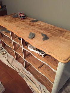 Refinishing A Dresser. Handyman Hubby: Refinishing The Buffet