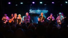For the Dead Head baby boomer, skip touristy Haight Street and give them a taste of the Grateful Dead's real roots while visiting Phil Lesh's Terrapin Station in San Rafael or Bob Weir's Sweetwater Music Hall in Mill Valley. Pictured: Tim Flannery, Bob Weir and the Lunatic Fringe at the Sweetwater Music Hall, Mill Valley. Photo: Martin Lacey