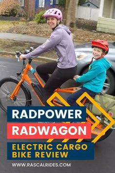 If you've been considering buying a longtail electric cargo bike, but have been hesitant due to the hefty price tag, check out the Radpower Radwagon. Significantly more affordable than the competition, the Radwagon is an excellent choice for anybody who wants to haul kids and/or cargo without breaking the bank.