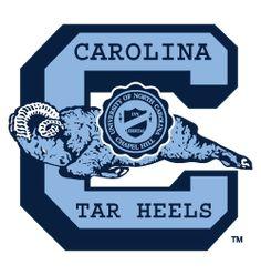 Throwback North Carolina Tar Heels | Throwback Clothing