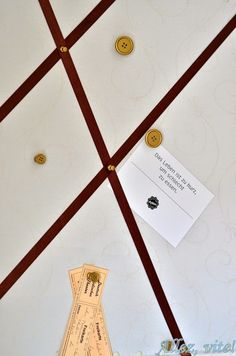 Ber ideen zu pinnwand kork auf pinterest for Pinnwand selber machen kork