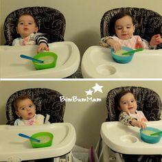 BabyKiss i gemelli hanno mangiato BIO - Non esiste miglior soddisfazione per un genitore che saper che da il meglio ai tuoi figli. Le pappe biologiche per bambini la migliore opzione. BimBumMam