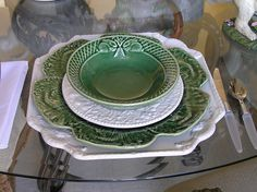 Gorgeous Cabbage ware