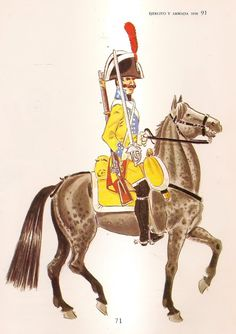 MINIATURAS MILITARES POR ALFONS CÀNOVAS Fernando Vii, Independence War, Empire, Army Uniform, Armada, Military Art, 16th Century, Spanish, Princess Zelda