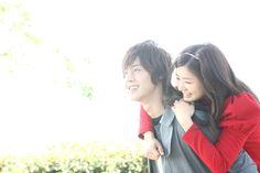 Playful Kiss <3 Kim Hyun Joong as Baek Seung Jo. Jung So Min as Oh Ha Ni