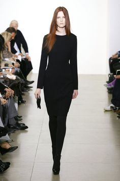 JIL SANDER FW 2008 This look will never get old.