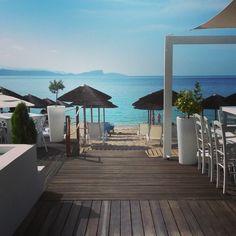 Lichnos Beach Hotel, Parga, Greece. Loved it.