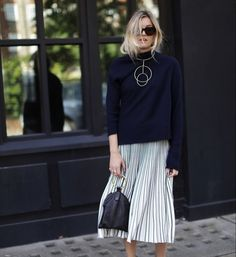 13 Reasons Why The Midi Skirt Is The Hero Of This Season
