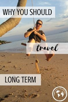 Long term travel is different to everyone. Some think 6 months is long-term when others think years. Have a read about our personal preference and why we think we have found the best way.