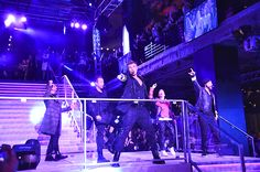 """[ew_brightcove videoid=""""4830808115001"""" pushTop autoPlay]  Backstreet's back... again.  Following a 2013 reunion that spawned an album and a two-year world tour, Backstreet Boys members Nick Carter and Kevin Richardson have confirmed that all five members are back together, this time for another album, a world tour, and a new Las Vegas residency show."""