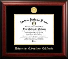 South Carolina Gamecocks Home Office Diploma Picture Frame