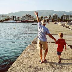 Papou loves to show his grandson around his hometown of Kalamata. The view from the fishing pier is a perfect place to start.  #grandfather #papou #grandparents #home #travelwithkids #igers_greece #adventurewithkids #iphone #wanderlust #instakalamata #kalamata21#homesweethome #photooftheday #instatravel #explore #vsco #messinia #travelgreece #handofgreece #life_greece #great_captures_greece #greecetagram #igers_greece