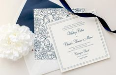Posh Square Wedding Invitation Suite By Kimberlyfitzsimons With Dom Loves Mary Calligraphy Font Debi Telli
