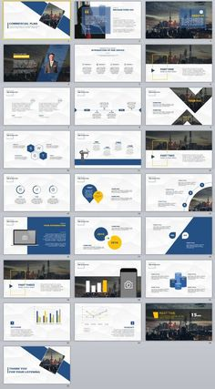 25+ Commercial Plan PowerPoint presentation Template