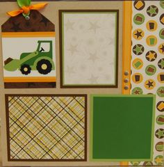 Boy scrapbook layout   Susan check this out for Jake!