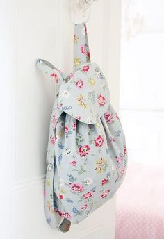 Print How to sew a simple backpack :: Free sewing patterns