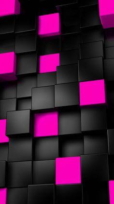3d Cube Wallpaper, Pink And Black Wallpaper, Computer Wallpaper Hd, Iphone Wallpaper Video, Iphone Homescreen Wallpaper, Hd Phone Wallpapers, Phone Screen Wallpaper, Rainbow Wallpaper, Wallpaper Iphone Disney