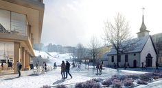 Emerging Studio Wins Competition to Expand one of Norways Largest University Campuses