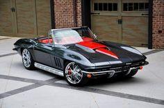 1966 Chevrolet Corvette C2 Convertible
