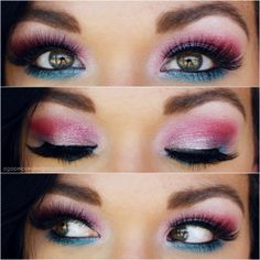 Agape Love Designs: Get The Look | Urban Decay Electric Palette