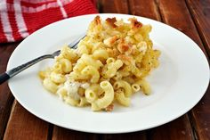 Old-Fashioned Baked Macaroni and Cheese | Yankee Recipe Archives (2000)