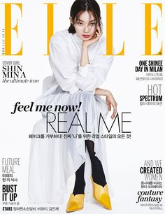 Shin Min Ah graces the cover of 'Elle' with a chic short hairstyle http://www.allkpop.com/article/2017/03/shin-min-ah-graces-the-cover-of-elle-with-a-chic-short-hairstyle