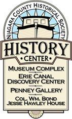 Erie Canal Discovery Center   The Niagara County Historical Society