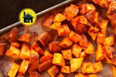 Sweet Potato Bite Recipe + Seasoning Recipe