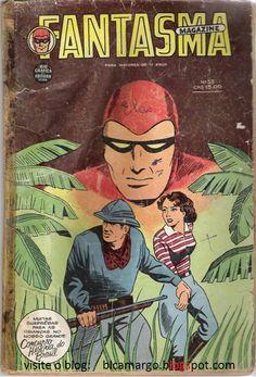 """Gibi: """"Fantasma"""" 1957"""