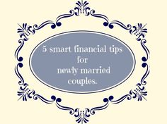 5 smart financial tips for newly married couples - Mommy Snippets- #GenworthUSA