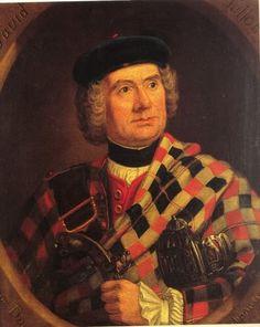 Major Alexander Tulloch of Dunbennan
