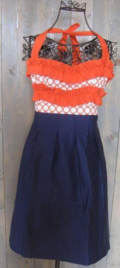 WARDROBE DRESS Amazingly Auburn