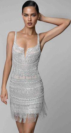 Berta Occ & # Coll & # S / S & # - Freizeitkleidung 2019 Beautiful Gowns, Beautiful Outfits, Short Dresses, Prom Dresses, Formal Dresses, Dress Skirt, Dress Up, Gatsby Dress, Dream Dress