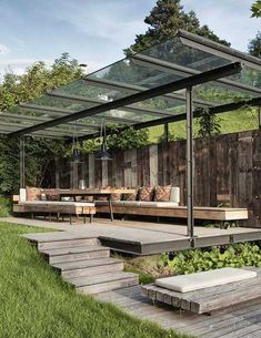 Gogl-Architekten | Pergola Lans
