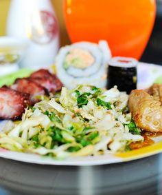 Chinese Chicken Salad--GF/Primal/Paleo/Sugar Free