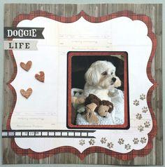 DOGGIE LIFE - Scrapbook.com