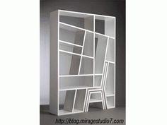 Minimalist Design Furniture Bookshelf Bookshelves Modern Bookcase