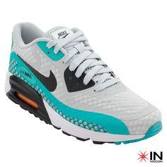 #Nike Air Max Lunar 90 Tamanhos: 40 a 44  #Sneakers mais informações: http://www.inmocion.net/Nike-Air-Max-Lunar-90-724078-696-pt?utm_source=pinterest&utm_medium=724078-696_Nike_p&utm_campaign=Nike