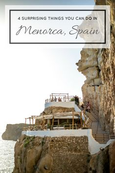 3 surprising things to do in Menorca: What to do in Menorca, Spain