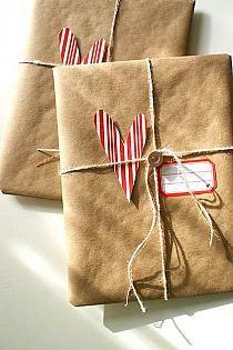 nasze cztery kąty: Pakowanie prezentów