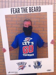 KWCH Sports Director Bruce Haertl Fears The Beard   # Pin++ for Pinterest #